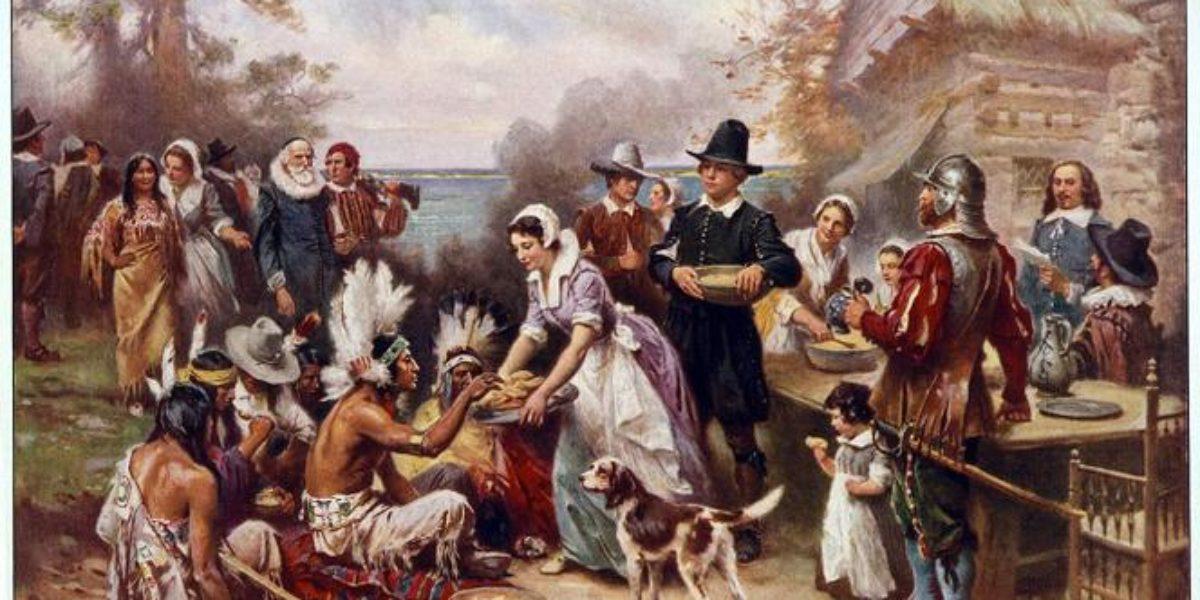 Thanksgiving Day, Święto Dziękczynienia