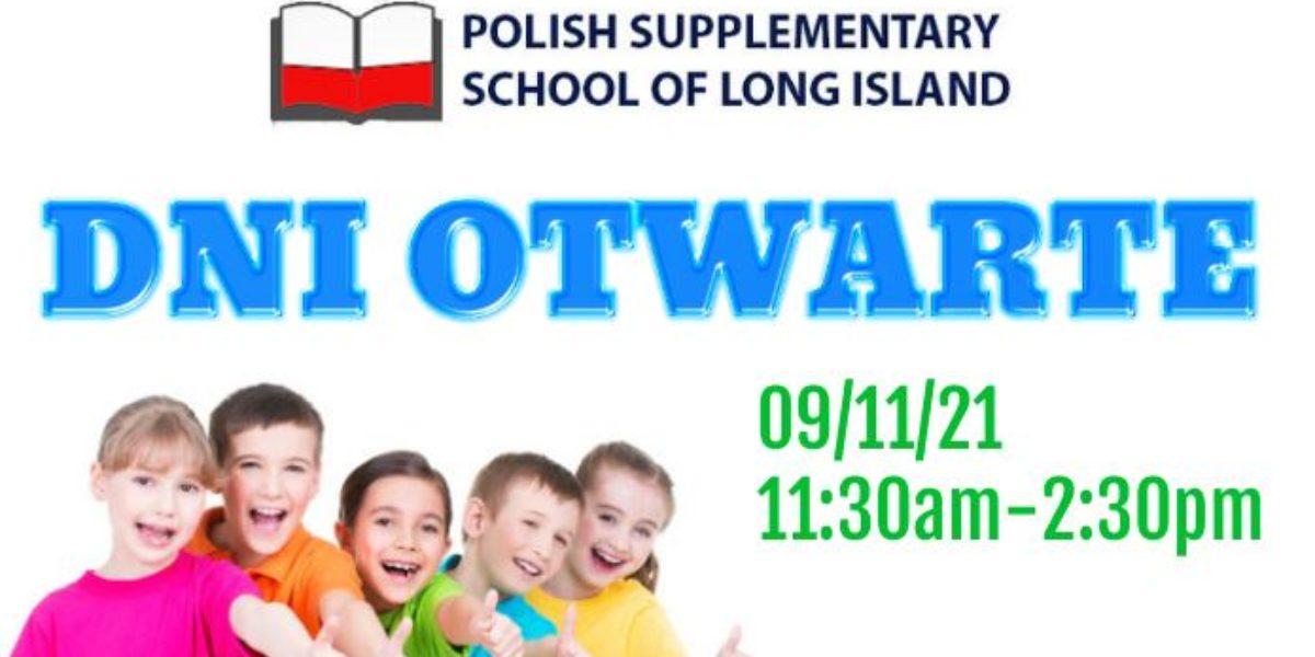 Otwieramy szkołę! -